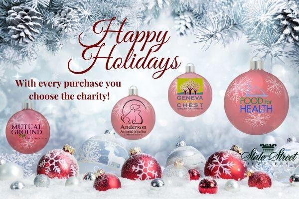 December Holiday Give Back